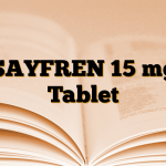 SAYFREN 15 mg Tablet