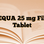 SEQUA 25 mg Film Tablet