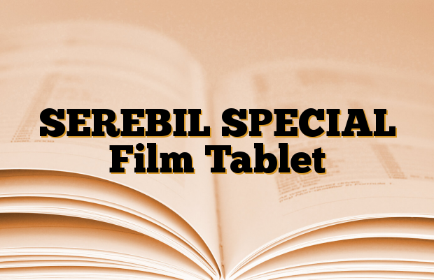 SEREBIL SPECIAL Film Tablet
