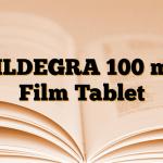 SILDEGRA 100 mg Film Tablet