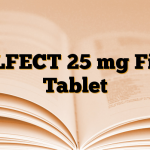 SILFECT 25 mg Film Tablet