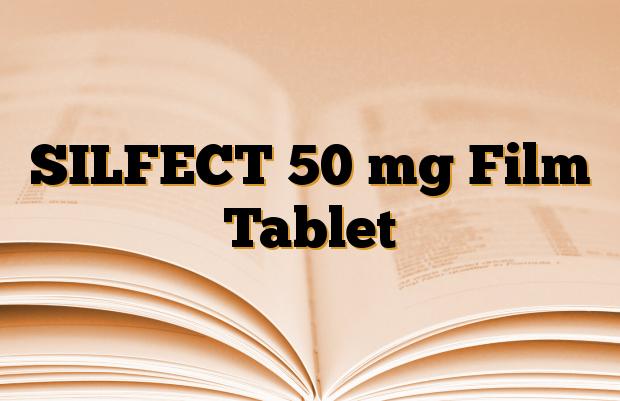 SILFECT 50 mg Film Tablet