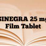 SINEGRA 25 mg Film Tablet