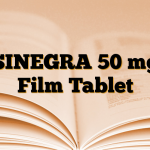 SINEGRA 50 mg Film Tablet