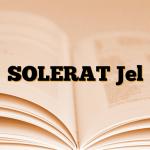 SOLERAT Jel