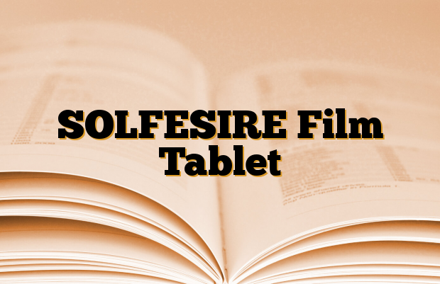 SOLFESIRE Film Tablet