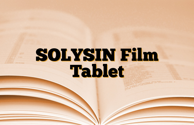 SOLYSIN Film Tablet