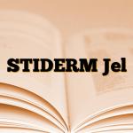 STIDERM Jel