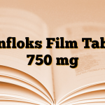 Sanfloks Film Tablet 750 mg