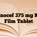 Sanocef 375 mg MR Film Tablet
