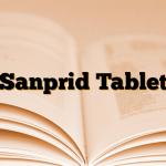 Sanprid Tablet