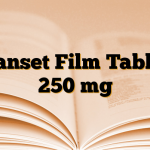 Sanset Film Tablet 250 mg