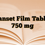 Sanset Film Tablet 750 mg