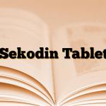 Sekodin Tablet