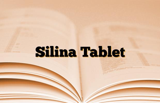 Silina Tablet
