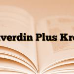 Silverdin Plus Krem