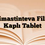 Simastinteva Film Kaplı Tablet