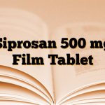 Siprosan 500 mg Film Tablet