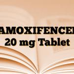 TAMOXIFENCELL 20 mg Tablet