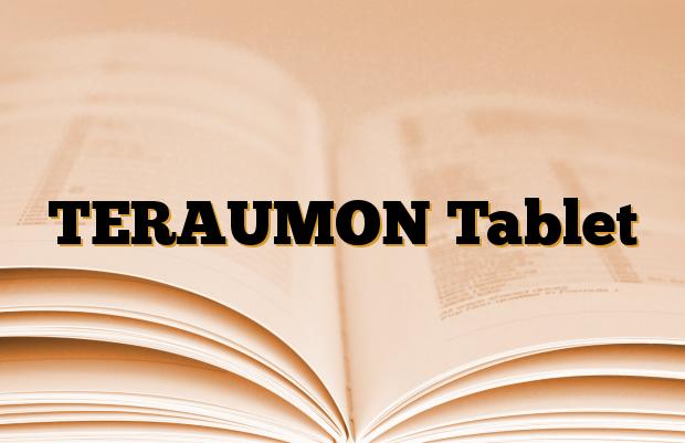 TERAUMON Tablet