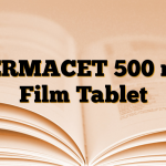 TERMACET 500 mg Film Tablet