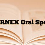 TERNEX Oral Sprey