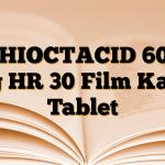 THIOCTACID 600 mg HR 30 Film Kaplı Tablet