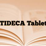 TIDECA Tablet