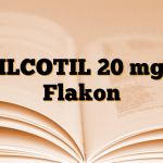 TILCOTIL 20 mg 1 Flakon