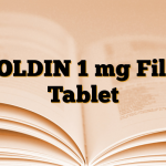 TOLDIN 1 mg Film Tablet