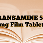 TRANSAMINE 500 mg Film Tablet