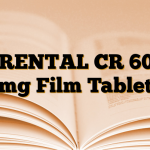 TRENTAL CR 600 mg Film Tablet