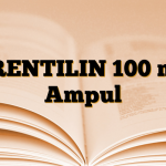 TRENTILIN 100 mg Ampul