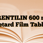TRENTILIN 600 mg Retard Film Tablet