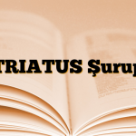 TRIATUS Şurup