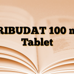 TRIBUDAT 100 mg Tablet