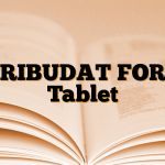 TRIBUDAT FORT Tablet