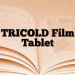 TRICOLD Film Tablet