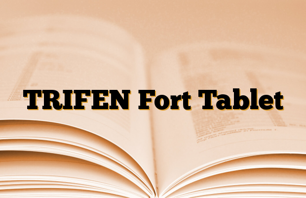 TRIFEN Fort Tablet
