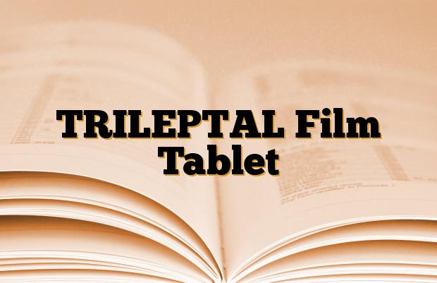 TRILEPTAL Film Tablet