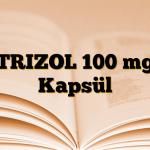 TRIZOL 100 mg Kapsül
