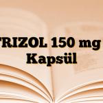 TRIZOL 150 mg 1 Kapsül