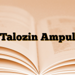 Talozin Ampul