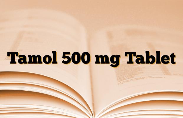 Tamol 500 mg Tablet