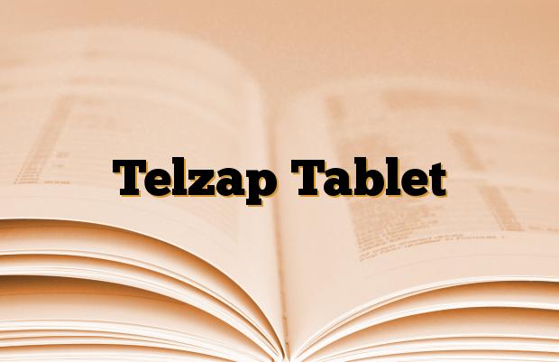 Telzap Tablet