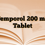 Temporol 200 mg Tablet