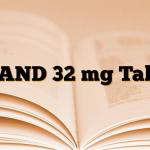 UCAND 32 mg Tablet