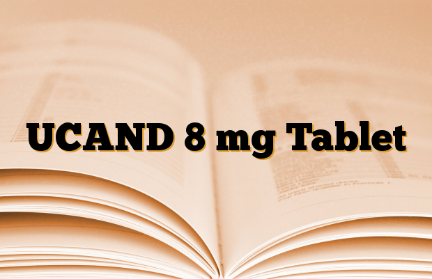 UCAND 8 mg Tablet