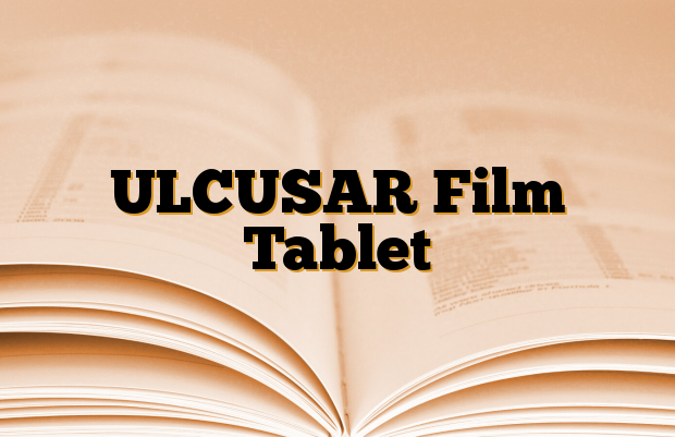 ULCUSAR Film Tablet