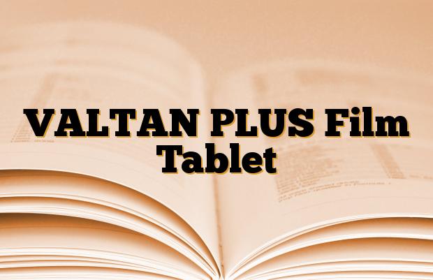 VALTAN PLUS Film Tablet